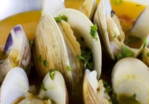 Almejas al natural - Guía Repsol de alimentos y bebidas