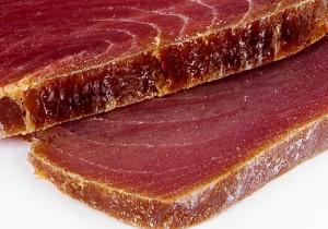Mojama de atún - Guía Repsol de alimentos y bebidas