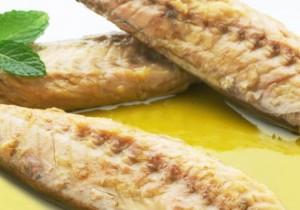 Filete de caballa - Guía Repsol de alimentos y bebidas