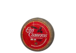 Queso de mezcla Los Cameros Curado Mezcla Etiqueta Roja