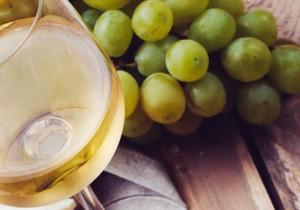 Vinos blancos secos con madera