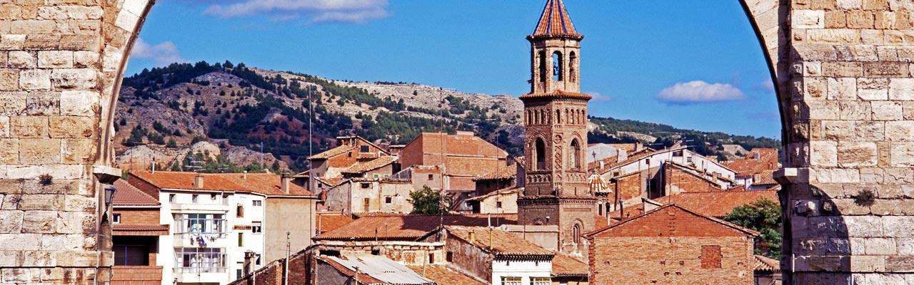 Ruta jamón de Teruel - Guía Repsol de alimentos y bebidas