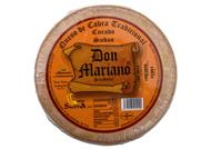 Queso de cabra pasta prensada Don Mariano de la Sierra