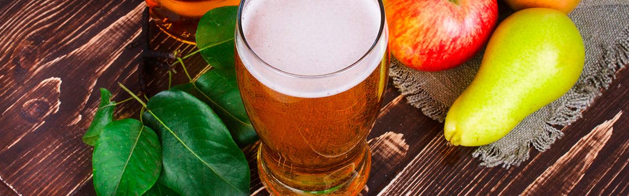 Cerveza suave especiada y afrutada