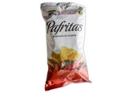 Patatas fritas con aceite de oliva y sal marina (picantes) Pafritas